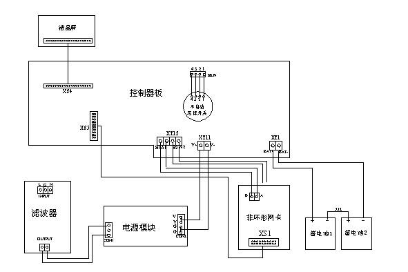 电路 电路图 电子 户型 户型图 平面图 原理图 591_394